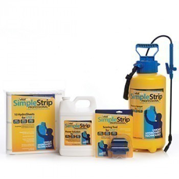 Professional Wallpaper Stripping Kit (7-8 Rooms)
